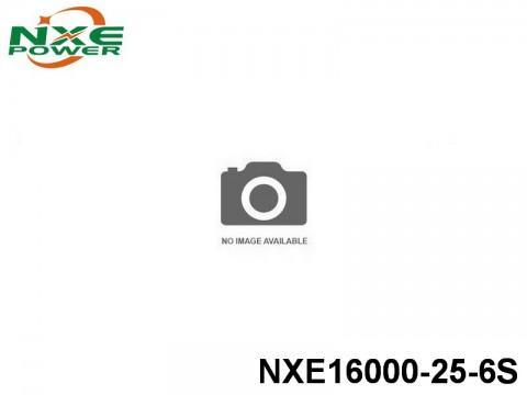 312 NXE16000-25-6S 16000mAh 22.2V