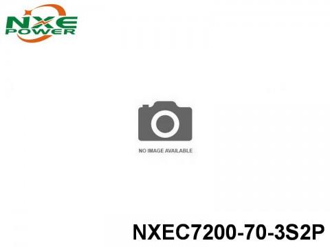 42 NXEC7200-70-3S2P 7200mAh 11.1V