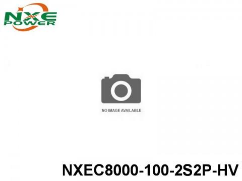 11 NXEC8000-100-2S2P-HV 8000mAh 7.6V