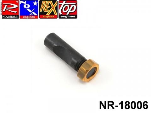 Novarossi NR-18006 3,5cc lock set (l80ll+l900l)