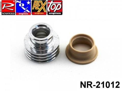 Novarossi NR-21012 Exhaust Reduction 3,5cc Off-Road 09,5mm +21000