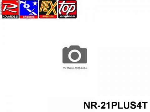 Novarossi NR-21PLUS4T ENGINE .21 BUGGY PLUS 4 TURBO