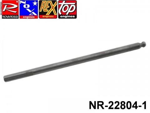 Novarossi NR-22804-1 Starter Rod for Roto Start 07mm
