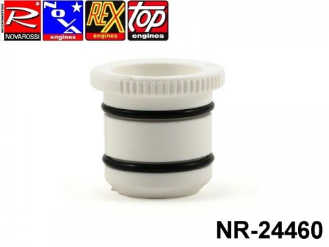 Novarossi NR-24460 Hole Reducer 06mm with OR