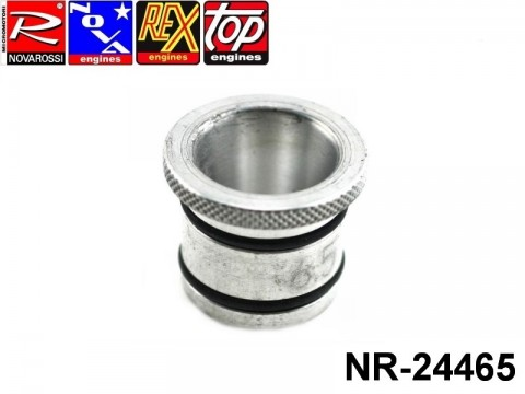 Novarossi NR-24465 Hole Reducer 06,5mm with OR