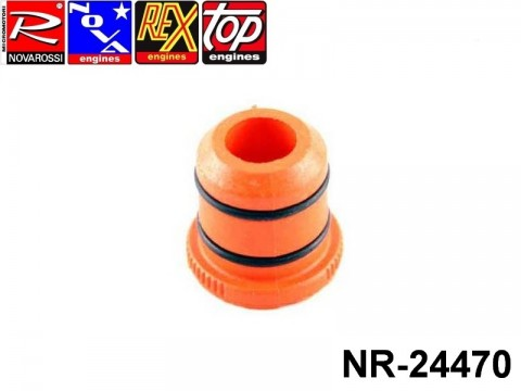 Novarossi NR-24470 Hole Reducer 07mm with OR
