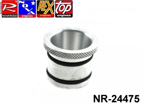 Novarossi NR-24475 Hole Reducer 07,5mm with OR