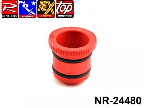 Novarossi NR-24480 Hole Reducer 08mm with OR