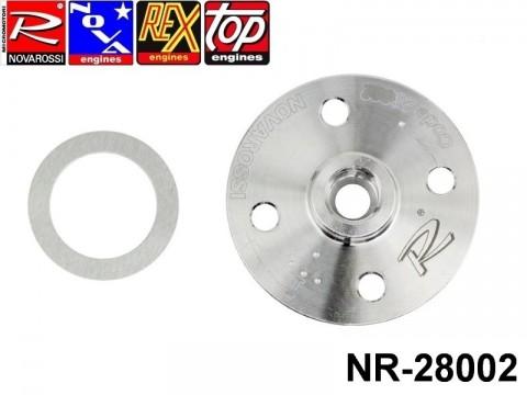 Novarossi NR-28002 Underhead 037,80mm Turbo Glow Plug 3,5cc Long Stroke On-Off Road-Rally