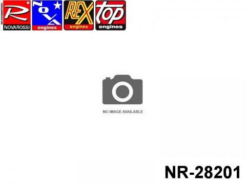 Novarossi NR-28201 Underhead 021,8mm Turbo Glowplug 2,5cc Square Stroke