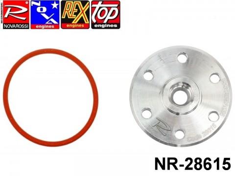 Novarossi NR-28615 Underhead 035mm Turbo Glowplug 2,1cc On Road 14,25mm Stroke with O'ring