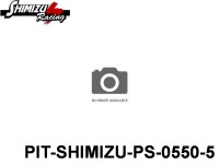 Pit-Shimizu PS-0550 FRONTSETTING FOAM, WHEEL SHAPE , SOFT - 5-Pack ( 2 )