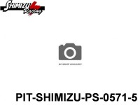 Pit-Shimizu PS-0571 RACING SLICK TIRE, FRONT, SOFT - 5-Pack ( 2 )