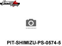 Pit-Shimizu PS-0574 RACING SLICK TIRE, FRONT, SOFT - 5-Pack ( 2 )