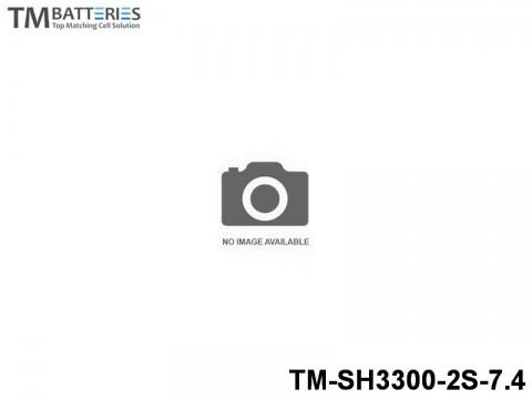 108 TM-Batteries Airplane LIPO TM-SH3300-2S-7.4 2S