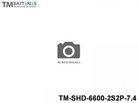 31 TM-Batteries Car LIPO TM-SHD-6600-2S2P-7.4 2S2P