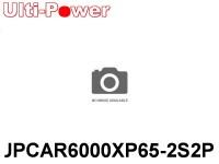 Ultimate Power 129 - UPCAR6000XP65-2S2P mAh 6000 7.4V 2S1P 65C(390.0A) 130C(780.0A)