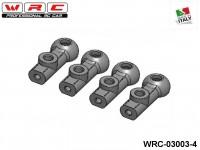 WRC Racing STX-001 WRC-03003-4 UNIBALL FOR ANTI-ROLL BAR