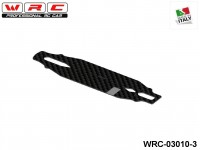 WRC Racing STX-001 WRC-03010-3 CARBON FIBER CHASSIS 2.3mm.