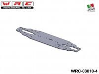 WRC Racing STX-001 WRC-03010-4 ALUMINIUM 7075 CHASSIS 2.0mm. (Optional)