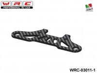 WRC Racing STX-001 WRC-03011-1 CARBON FIBER BUMPER (Optional)