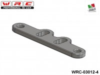 WRC Racing STX-001 WRC-03012-4 ACKERMANN ADJUSTMENT (TO USE WITH CODE ST03061-30) (Optional)