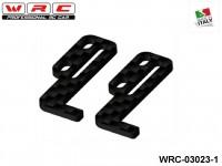 WRC Racing STX-001 WRC-03023-1 CARBON FIBER BATTERY BACKSTOP